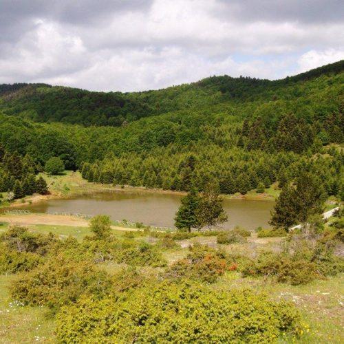 """""""Η 'Λίμνη του Κατή' μια άγνωστη ορεινή λίμνη στον μυθικό Όλυμπο"""" γράφει ο Δημήτρης Ρουκάς"""