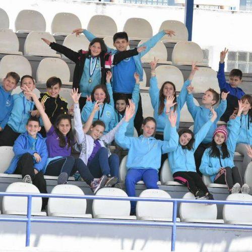 """12 μετάλλια για την  Κολυμβητική Ακαδημία """"Νάουσα"""" στους Θερινούς Αγώνες Κολύμβησης στη Θεσσαλονίκη"""
