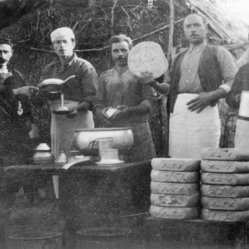 """""""Παραδοσιακά τυροκομικά βλαχοχωρίων Αν. Βερμίου"""" (4) γράφει ο Γιάννης Τσιαμήτρος"""