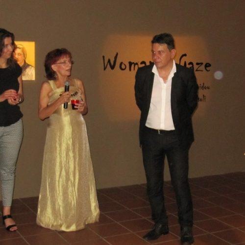 """Με το """"Βλέμμα Γυναίκας"""", δυο ημαθιώτισσες εικαστικοί εκθέτουν στο Βυζαντινό Μουσείο Βέροιας - Εγκαίνια της έκθεσης"""