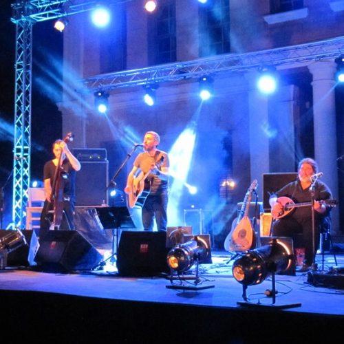 Ο Αλκίνοος Ιωαννίδης στη Βέροια – Μια συναρπαστική συνομιλία στη γλώσσα της μουσικής