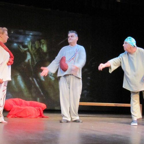 """Οι """"Εχθροί εξ αίματος"""" του Αρκά, μια καλοστημένη παράσταση από τους εκπαιδευτικούς του ΕΠΑΛ Βέροιας"""