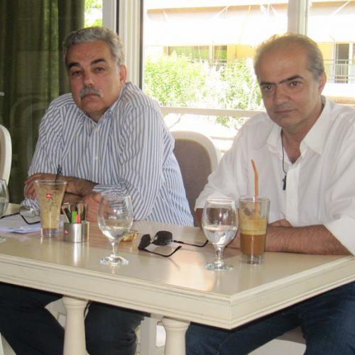 """""""Η Πρωτοβάθμια Φροντίδα Υγείας είναι το στοίχημα"""" -  Ενημέρωση από τον Πέτρο Τσαπαρόπουλο σε συνέντευξη τύπου του ΣΥΡΙΖΑ"""