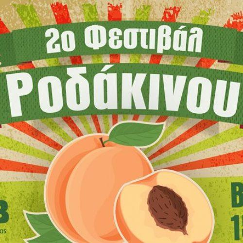 Κοινή δήλωση ΤΟΒ - Κοινοπραξίας για το Φεστιβάλ Ροδάκινου