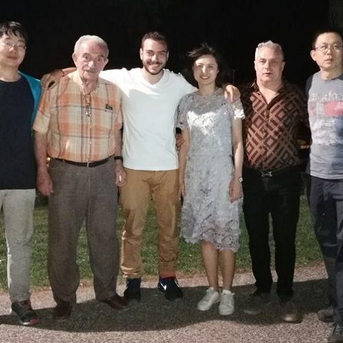 Τηλεοπτικό κανάλι της Κίνας στη Βέροια - Ενδιαφέρον για τουρισμό και αγροτικά προϊόντα