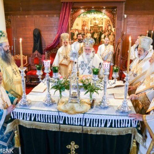 Η εορτή της Κοιμήσεως του Αγίου Λουκά στη Βέροια -Ετήσιο μνημόσυνο Μητροπολίτου Σταυροπηγίου κυρού Αλεξάνδρου