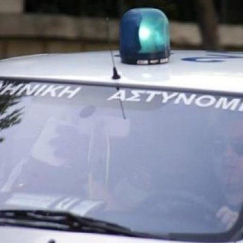 Συνελήφθη στη Βέροια για διακεκριμένες περιπτώσεις κλοπής