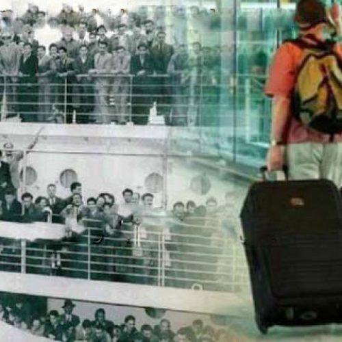 """""""Η κρίση διώχνει τους νέους μας στο εξωτερικό"""" Γράφει ο Λάμπρος Τόκας"""