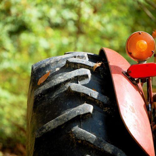 Θανατηφόρο τροχαίο με  τρακτέρ στην Ημαθία