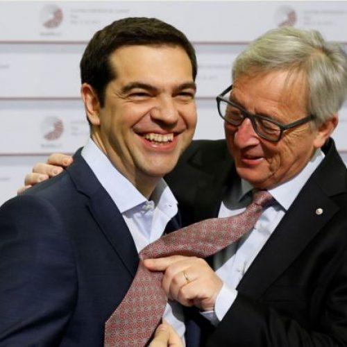 """Το ΑΠΘ τιμά τον Γιούνκερ του """"καλό κουράγιο""""… γράφει ο Παναγιώτης θεοδωρόπουλος"""