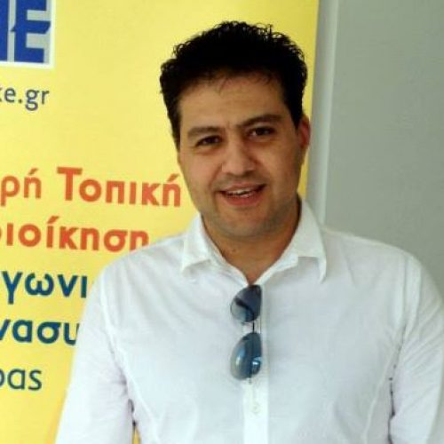 """Γιώργος Κάκαρης: """"Όταν ρωτάς… διαγράφεσαι… τάδε έφη Βοργιαζίδης"""""""