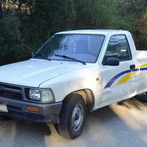 Σύλληψη 3 ατόμων στην Πέλλα για κλοπή οχήματος