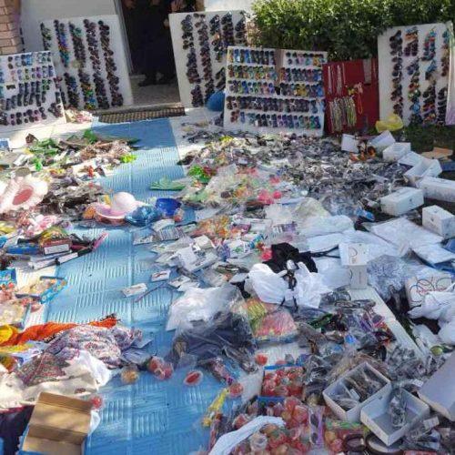 Συνεχίζονται οι στοχευμένοι έλεγχοι στην Πιερία για την καταπολέμηση του παρεμπορίου