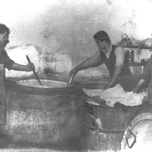 """""""Παραδοσιακά τυροκομικά βλαχοχωρίων Αν. Βερμίου"""" (5) γράφει ο Γιάννης Τσιαμήτρος"""
