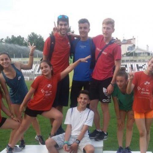 Τέσσερα μετάλλια οι μικροί του Φίλιππου στο Πανελλήνιο Πρωτάθλημα Στίβου