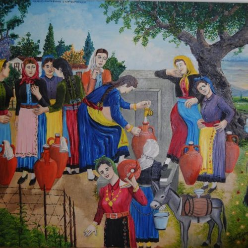 """Σημειωτικά ψυχαναλυόμενα…   -   Το δημοτικό τραγούδι της """"Στάμνας""""(1) γράφει ο Αριστοτέλης Παπαγεωργίου"""