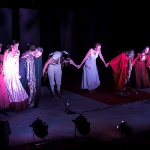 """46ο Φεστιβάλ Ολύμπου: Φωτορεπορτάζ από την παράσταση """"Ηλέκτρα"""""""