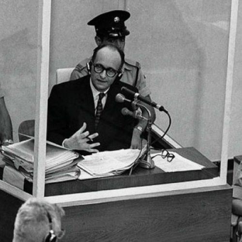 """""""Η απίστευτη απαγωγή από τη Μοσάντ του μεγαλύτερου ναζί σφαγέα των Εβραίων"""" γράφει ο Βενιζέλος Λεβεντογιάννης"""