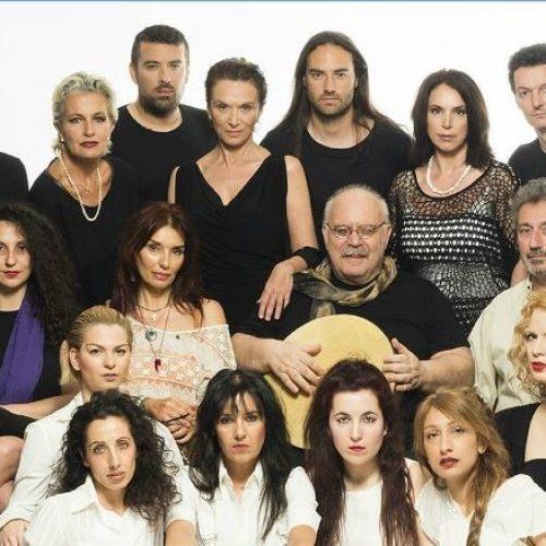 """46ο Φεστιβάλ Ολύμπου: """"Ηλέκτρα"""" του Σοφοκλή. Δημοτικό θέατρο Κολινδρού, Σάββατο 29 Ιουλίου"""