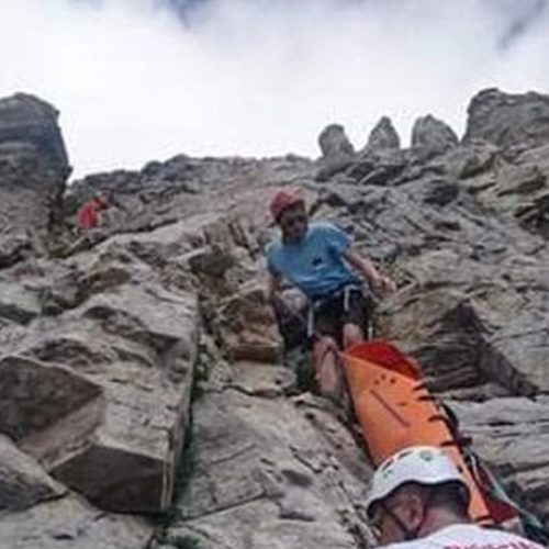 Αίσιο τέλος στην περιπέτεια του Ρουμάνου ορειβάτη στον Όλυμπο