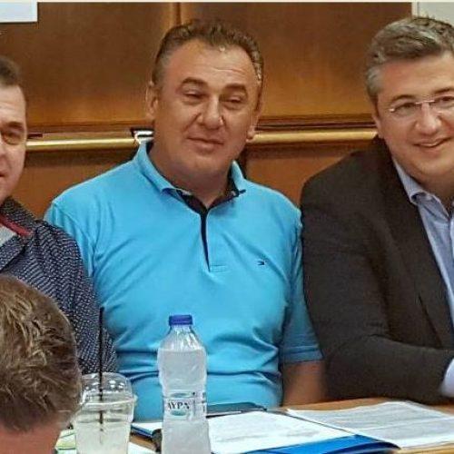 """Κώστας Καλαϊτζίδης: """"Πολύ κάτω από το κόστος παραγωγής, η τιμή πώλησης των ροδακίνων των αγροτών Ημαθίας και Πέλλας"""""""