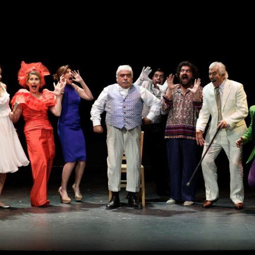 """ΔΗΠΕΘΕ Κρήτης: Ζωρζ Φεϋντώ  """"Γουρούνι στο σακί"""". Βέροια, Θέατρο Άλσους, Σάββατο 19 Αυγούστου"""