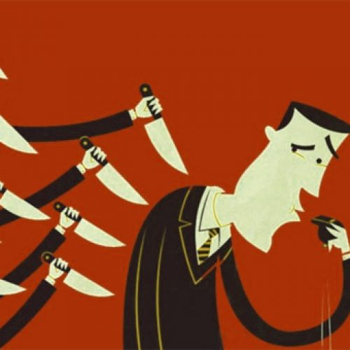 """Σκάνδαλα και δικαιοσύνη: """"Ο καπνός χωρίς φωτιά"""" της Μαριάνθης Τουτουντζίδου"""