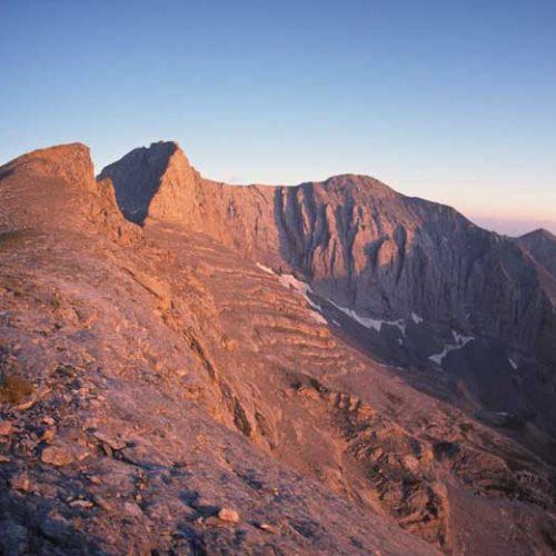 Νέα επιχείρηση ξεκινά για τον απεγκλωβισμό του ορειβάτη στον Όλυμπο