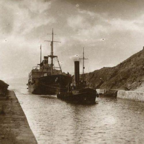 Σπάνιες φωτογραφίες από τη διάνοιξη της διώρυγας της Κορίνθου - Η ιστορία της