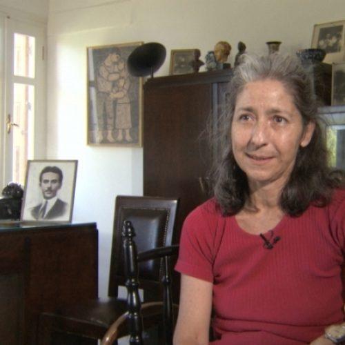 """Έρη Ρίτσου: """"Αν ζούσε ο Ρίτσος και έβλεπε όσα γίνονται στη χώρα, θα ήταν πάρα πολύ θλιβερή κατάσταση και για τον ίδιο"""""""