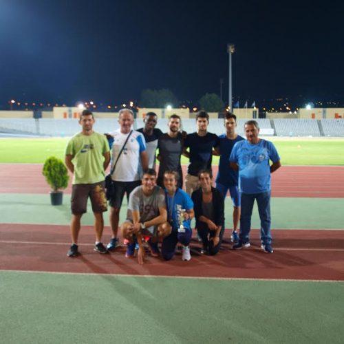Πέντε μετάλλια οι αθλητές του Φίλιππου στο Πανελλήνιο Πρωτάθλημα Στίβου Εφήβων - Νεανίδων. Χρυσά Γουλάρας - Σταμούλης