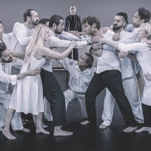 """46ο Φεστιβάλ Ολύμπου: ΚΘΒΕ """"Επτά επί Θήβας"""". Αρχαίο θέατρο Δίου, Παρασκευή 11 Αυγούστου"""