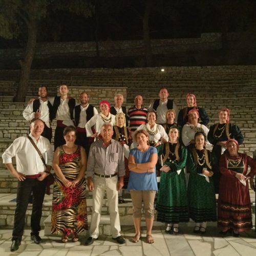 Επέστρεψε  από την Πάρο και τη Νάξο το χορευτικό συγκρότημα του Συλλόγου Μικρασιατών Ημαθίας