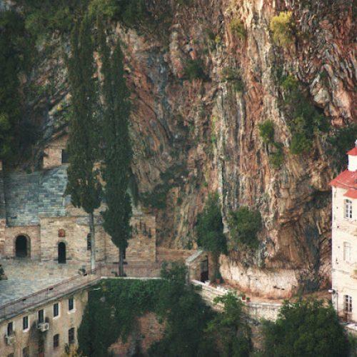 Nαοί και Μονές της Παναγίας της Ορθοδοξίας