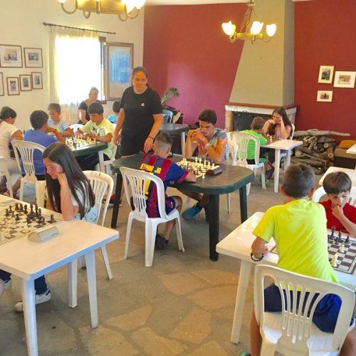 Το 1ο Τουρνουά Σκακιού στο Ξηρολιβάδο   - Τα αποτελέσματα