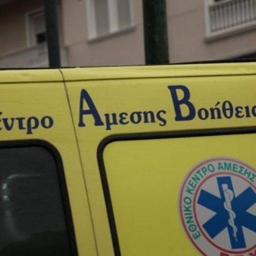 Θανάσιμος τραυματισμός πεζού - Παρασύρθηκε διαδοχικά από δύο αυτοκίνητα