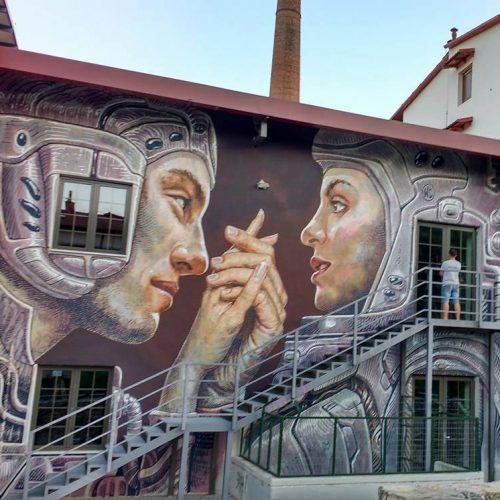 LOBArt Festival 2017!  Street art ξανά και ξανά!