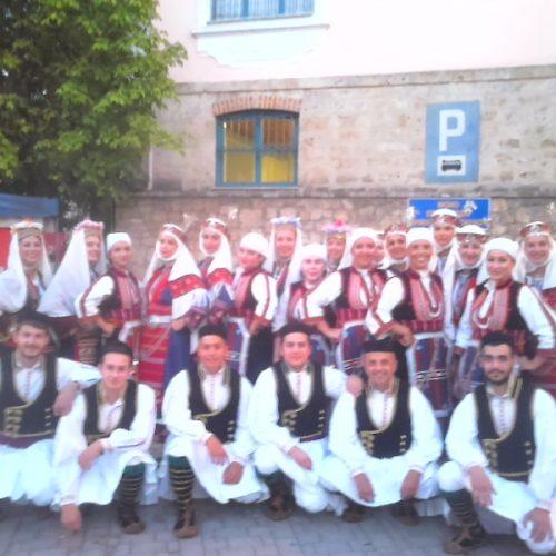 Το Λύκειο   Ελληνίδων Βέροιας στο 2ο Φεστιβάλ Παραδοσιακών χορών του Δημου