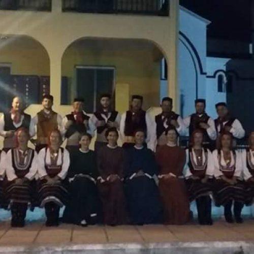 Το Λύκειο  Ελληνίδων Βέροιας στην Επισκοπή