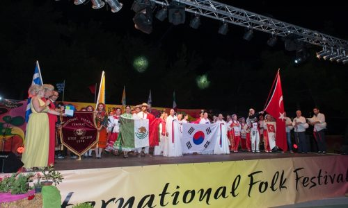 """Γέφυρα πολιτισμού  στη Γέφυρα Θεσσαλονίκης το """"11ο Διεθνές Φεστιβάλ Παραδοσιακού Χορού  και  Μουσικής""""!"""