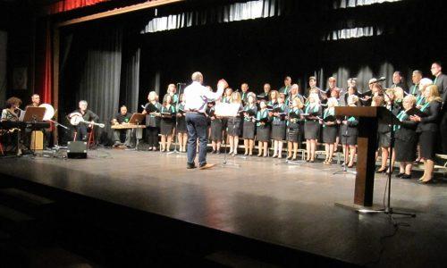 Έναρξη μικτής χορωδίας του Συλλόγου Φίλων Μουσικής και Χορωδίας Βέροιας Μουσική Πολυφωνία