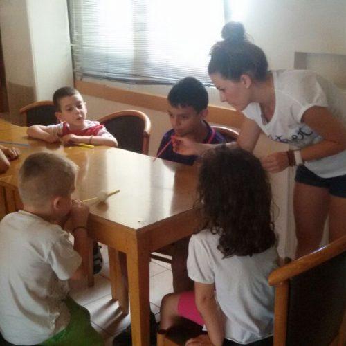 Εύξεινος Λέσχη  Νάουσας: Παίζω με την λογοθεραπεία – Παιχνίδια λόγου και γραφής