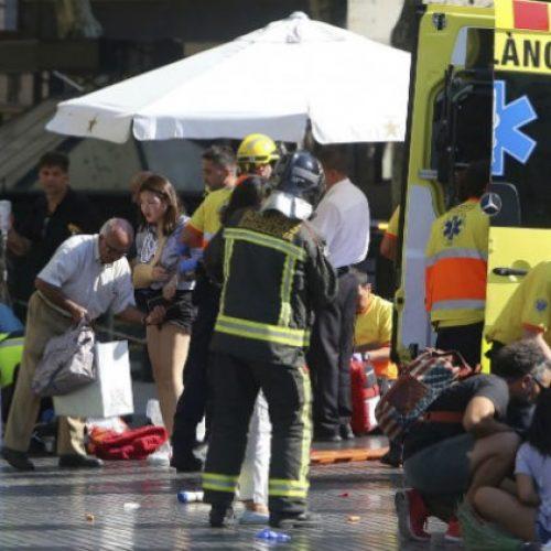 Επίθεση με νεκρούς στη Βαρκελώνη