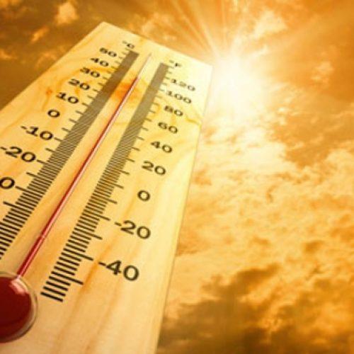 ΕΜΥ: Άνοδος της θερμοκρασίας τις ερχόμενες ημέρες – Στους 41 βαθμούς Κελσίου κατά τόπους