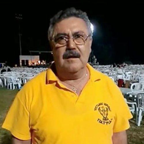 Ο Αντώνης Καγκελίδης Πρόεδρος του Σ.Πο.Σ Κεντρικής Μακεδονίας και Θεσσαλίας