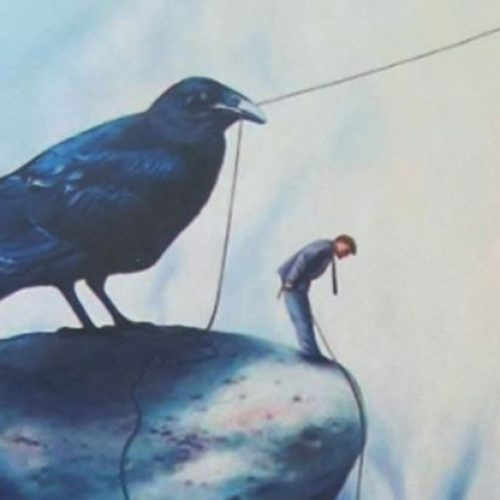 """Δημήτρης Τρωαδίτης """"Η μοναξιά του Χρόνου""""  Οδός Πανός 2016"""