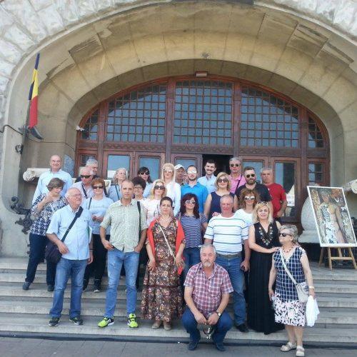 Ο Σύλλογος  Βλάχων Βέροιας σε εκδηλώσεις στην Κωστάντσα και στο Βουκουρέστι