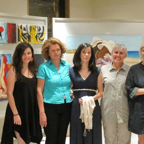 Το Εργαστήρι Ζωγραφικής της ΚΕΠΑ εκθέτει τη δουλειά του -  Εγκαίνια