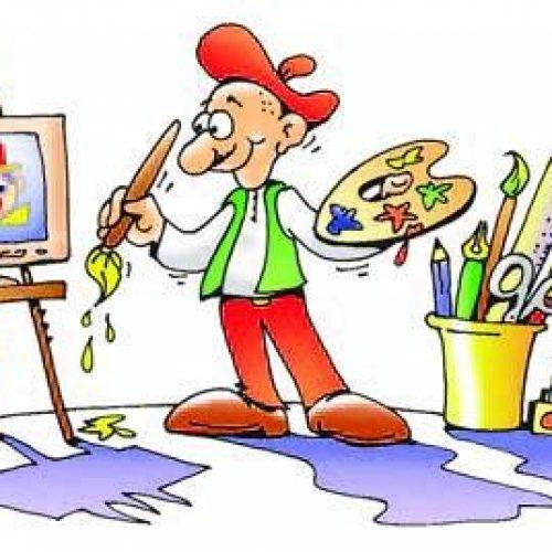 """Έναρξη εγγραφών στα τμήματα Ζωγραφικής παιδιών κι ενηλίκων του  """"ΠΡΟΜΗΘΕΑ"""""""