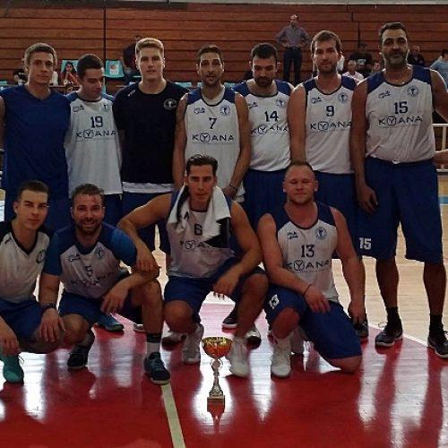 """Μπάσκετ: Tο τουρνουά """"Αγάπιος Χατζηαγαπίδης"""" του ΑΟΚ Βέροιας, συνδιοργάνωση ΚΑΠΑ Δ. Βέροιας"""